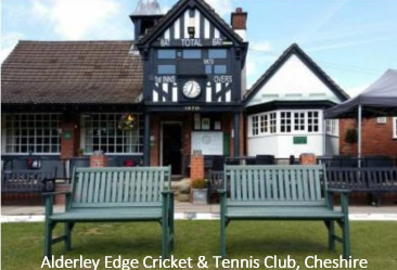 Alderly Edge Cricket & Tennis Club