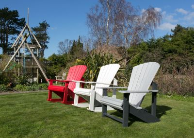 Recycled Garden Furniture